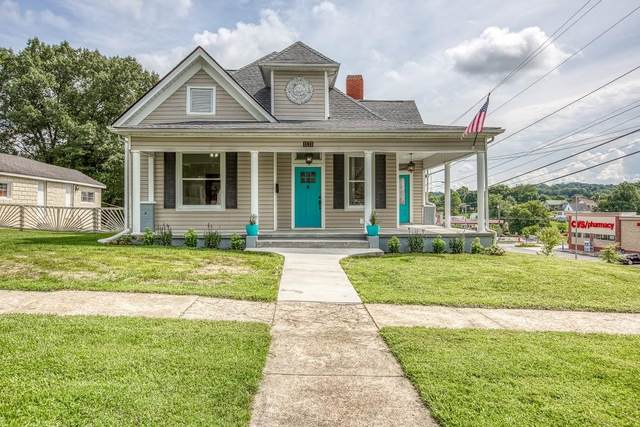 1131 Kentucky Avenue, Bristol, TN 37620 (MLS #9912207) :: Highlands Realty, Inc.