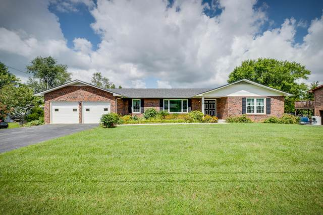 2912 Newbern Drive, Johnson City, TN 37604 (MLS #9912212) :: Highlands Realty, Inc.