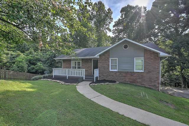 3813 Alderwood Drive, Kingsport, TN 37664 (MLS #9912300) :: Bridge Pointe Real Estate