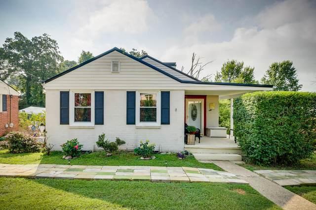 1221 Lamont Street, Kingsport, TN 37664 (MLS #9912302) :: Bridge Pointe Real Estate