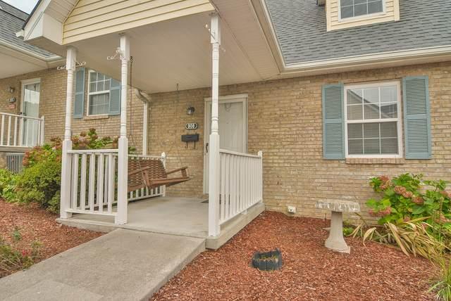 808 Milton Court #808, Kingsport, TN 37664 (MLS #9912366) :: Bridge Pointe Real Estate