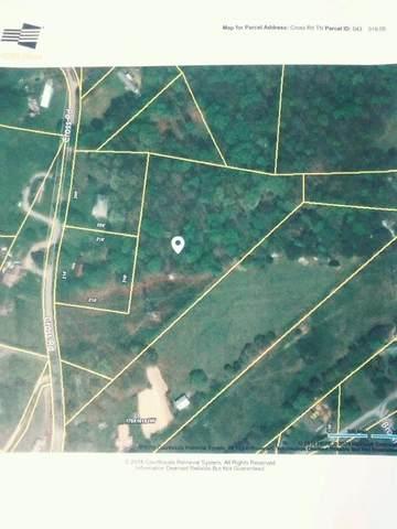 0 Cross Road, Bean Station, TN 37708 (MLS #9912497) :: Tim Stout Group Tri-Cities