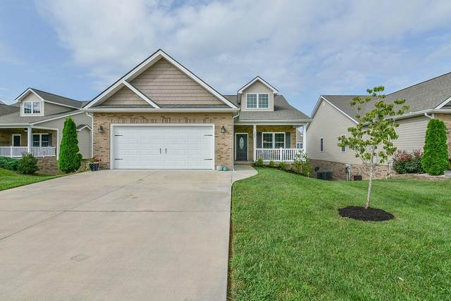 1332 Willow Springs Drive, Johnson City, TN 37604 (MLS #9912546) :: Tim Stout Group Tri-Cities