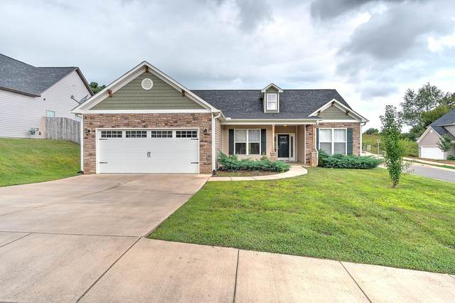 1575 Hammett Road, Johnson City, TN 37615 (MLS #9912571) :: Tim Stout Group Tri-Cities