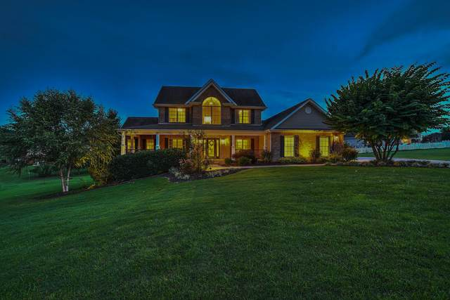 1112 Keeview Drive, Gray, TN 37615 (MLS #9912664) :: Highlands Realty, Inc.