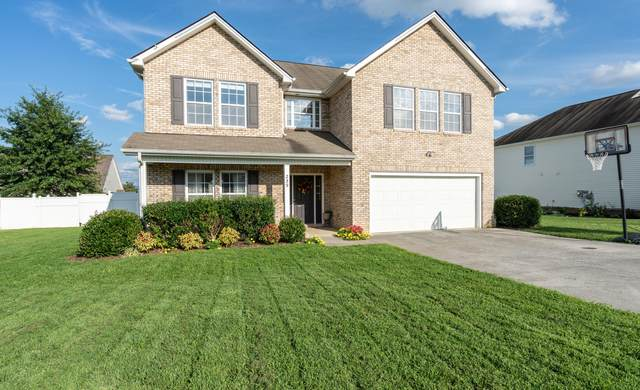 239 Blackwood Way, Johnson City, TN 37615 (MLS #9912719) :: Tim Stout Group Tri-Cities