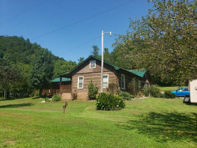 724 Highway 107, Del Rio, TN 37727 (MLS #9912741) :: Tim Stout Group Tri-Cities