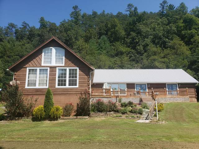 726 Highway 107, Del Rio, TN 37727 (MLS #9912743) :: Tim Stout Group Tri-Cities