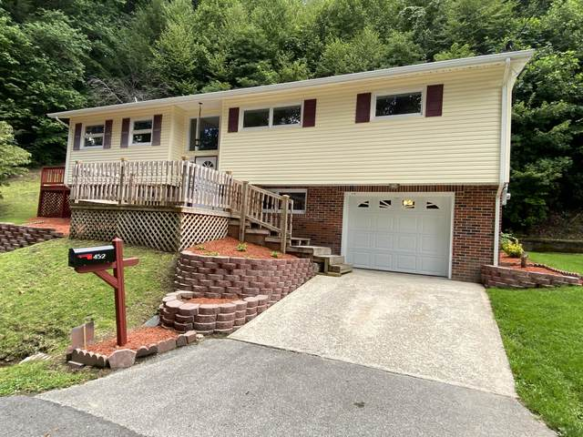 452 Woodland Terrace, Norton, VA 24273 (MLS #9912970) :: Bridge Pointe Real Estate