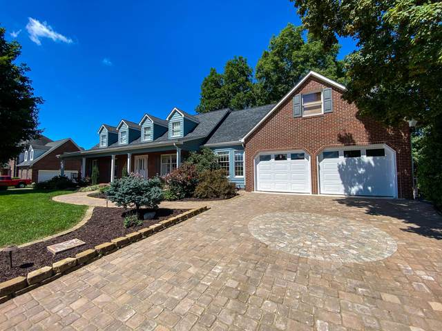 516 Douglas Drive Drive, Johnson City, TN 37604 (MLS #9912999) :: Red Door Agency, LLC
