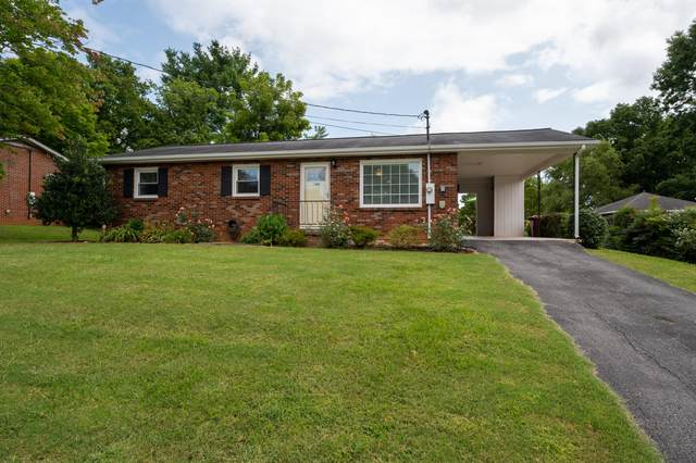 1507 Knox Street, Johnson City, TN 37604 (MLS #9913000) :: Bridge Pointe Real Estate