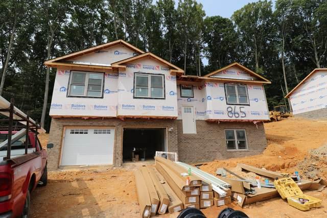 865 Cedar Branch Road, Kingsport, TN 37660 (MLS #9913050) :: Conservus Real Estate Group