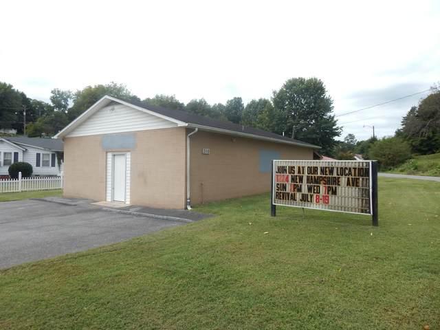310 Spurgeon Lane, Bristol, VA 24201 (MLS #9913090) :: Tim Stout Group Tri-Cities