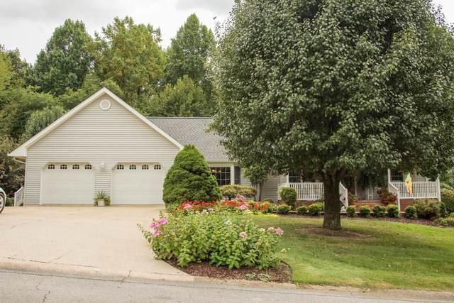 1218 Tanglewood Drive, Greeneville, TN 37743 (MLS #9913122) :: Tim Stout Group Tri-Cities