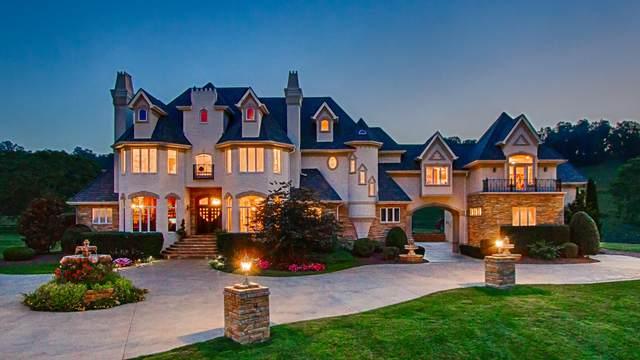 1540 Gap Creek Road, Elizabethton, TN 37643 (MLS #9913212) :: Bridge Pointe Real Estate