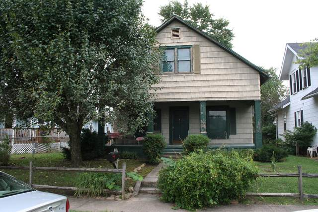 906 Dale Street, Kingsport, TN 37660 (MLS #9913240) :: The Lusk Team