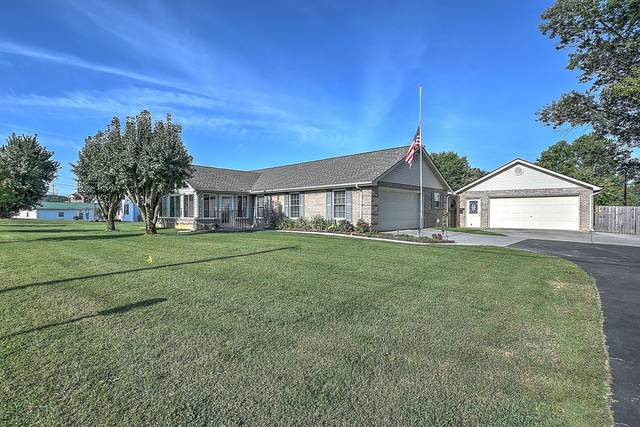 1745 Jaybird Road, Morristown, TN 37814 (MLS #9913352) :: Bridge Pointe Real Estate