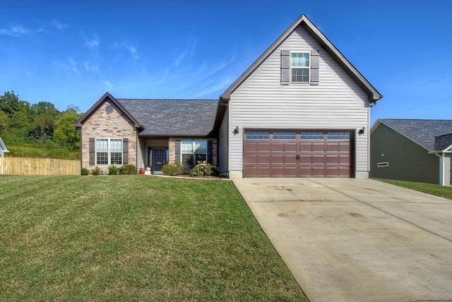 1521 Hammett Road, Johnson City, TN 37615 (MLS #9913376) :: Tim Stout Group Tri-Cities