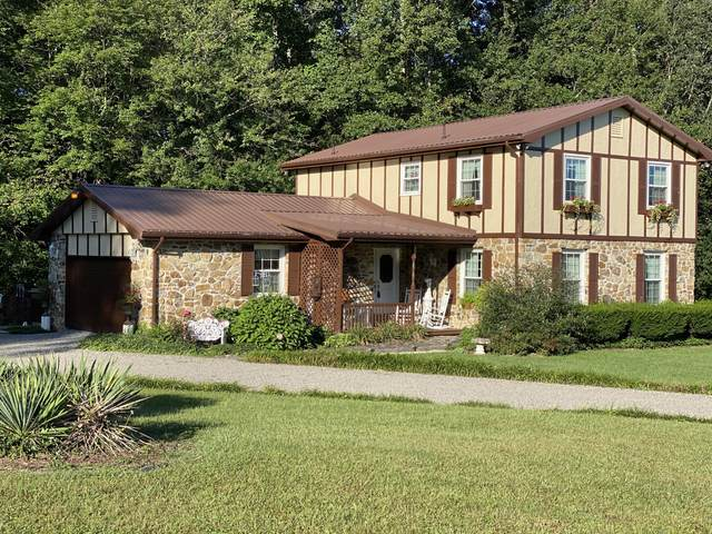 376 Brickyard Branch Road, Shady Valley, TN 37688 (MLS #9913415) :: Bridge Pointe Real Estate