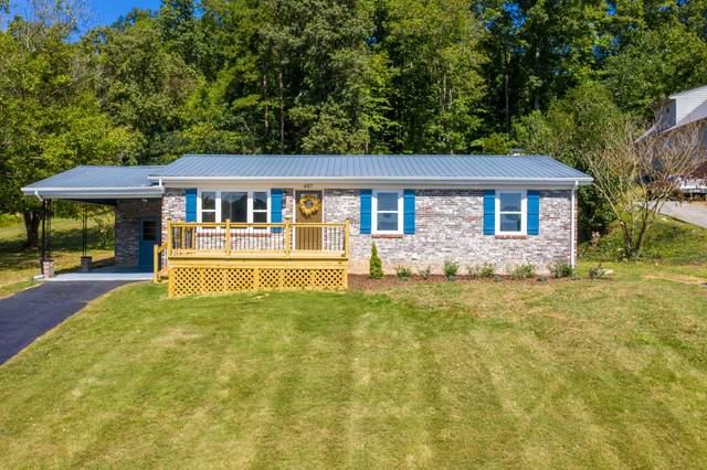 407 Pine Ridge Road, Bluff City, TN 37618 (MLS #9913420) :: Highlands Realty, Inc.