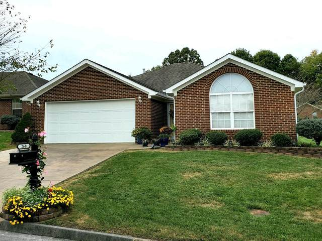 260 Crockett Drive, Church Hill, TN 37642 (MLS #9913426) :: Highlands Realty, Inc.