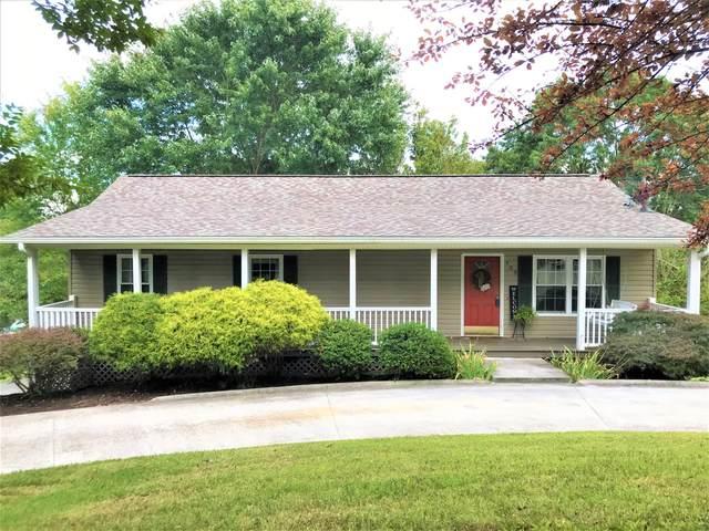 409 Birdie Drive, Rogersville, TN 37857 (MLS #9913427) :: Highlands Realty, Inc.