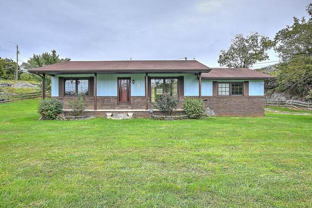 996 Big Moccasin, Nickelsville, VA 24271 (MLS #9913469) :: Tim Stout Group Tri-Cities