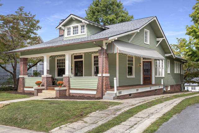 314 Locust Street, Johnson City, TN 37604 (MLS #9913493) :: Highlands Realty, Inc.