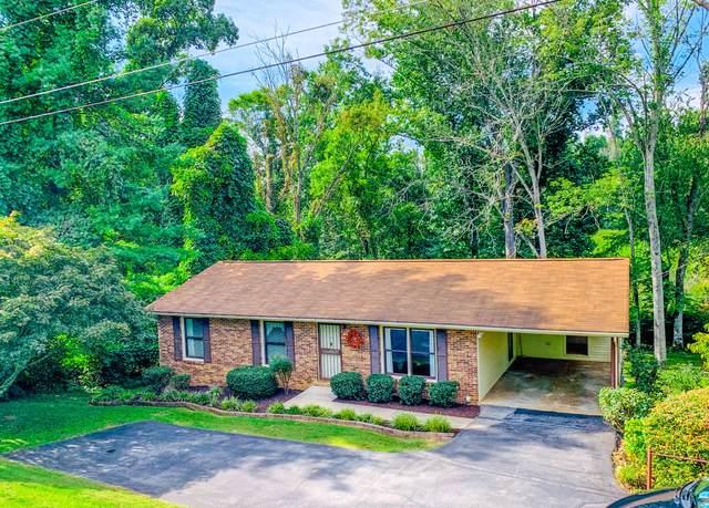 448 Merman Road, Kingsport, TN 37663 (MLS #9913502) :: Bridge Pointe Real Estate
