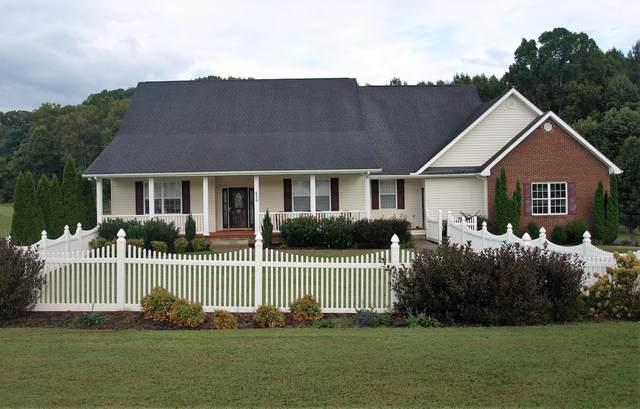 456 Sand Ridge Circle, Jonesborough, TN 37659 (MLS #9913506) :: Red Door Agency, LLC