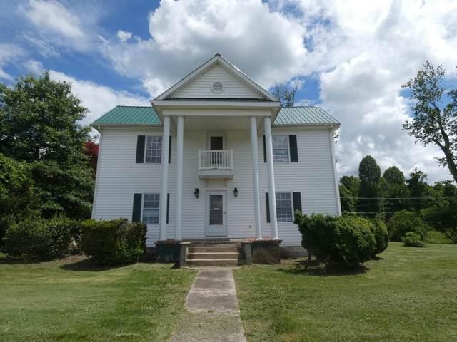 34542 Lee Highway Highway, Glade Spring, VA 24340 (MLS #9913530) :: Red Door Agency, LLC