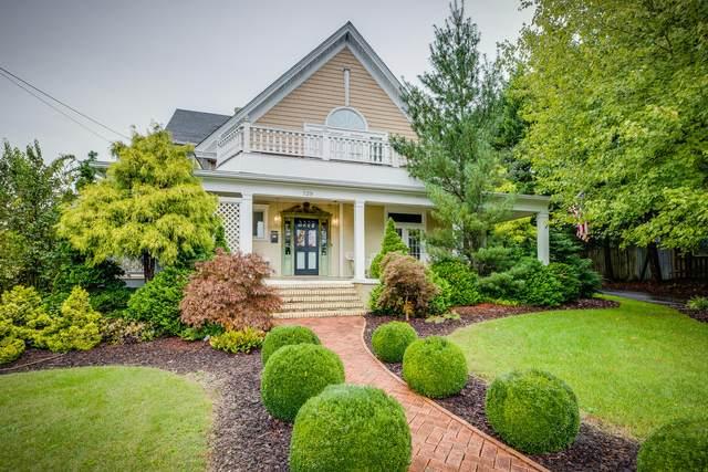 529 Taylor Street, Bristol, TN 37620 (MLS #9913567) :: Highlands Realty, Inc.