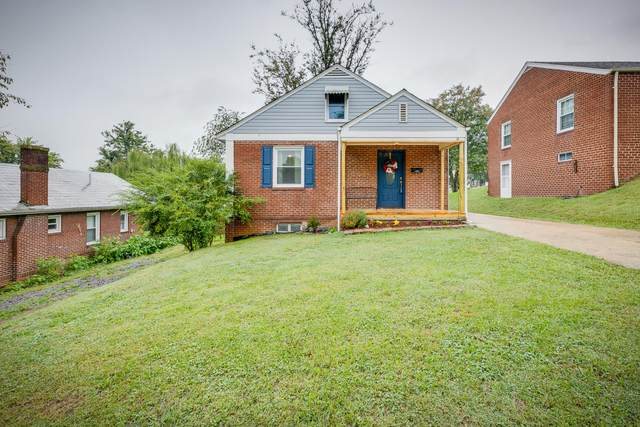 526 Fairmont Avenue, Kingsport, TN 37660 (MLS #9913582) :: Bridge Pointe Real Estate