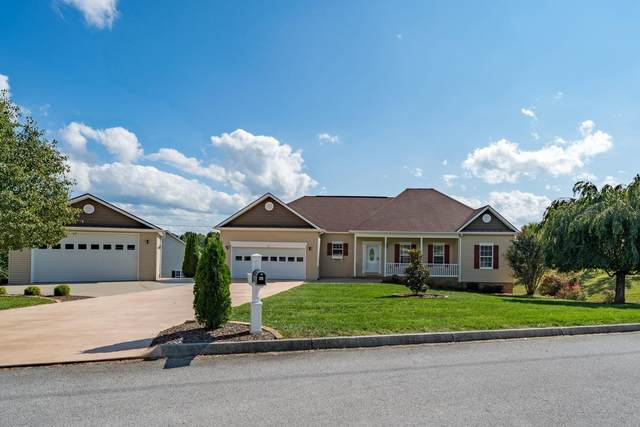 21 Sand Ridge Circle, Jonesborough, TN 37659 (MLS #9913648) :: Conservus Real Estate Group