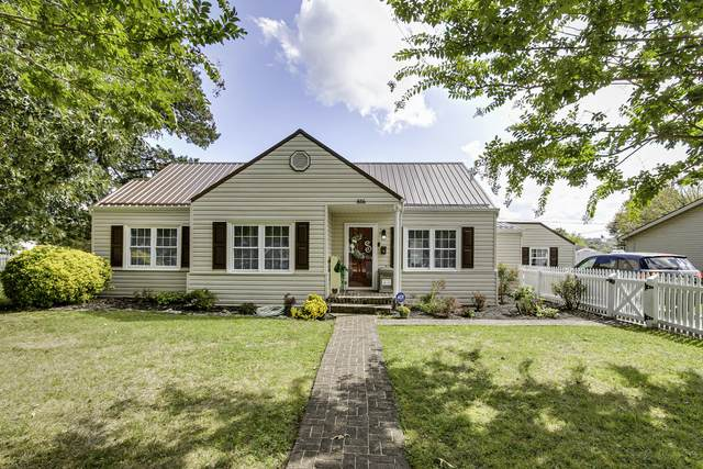 816 Glendale Road, Kingsport, TN 37664 (MLS #9913797) :: The Lusk Team