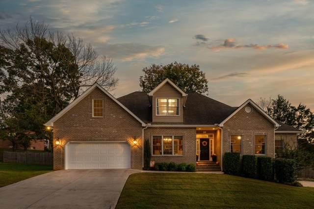 221 Lizzy Drive, Johnson City, TN 37615 (MLS #9913985) :: Highlands Realty, Inc.