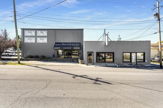 16 17th Street, Bristol, TN 37620 (MLS #9914092) :: Red Door Agency, LLC