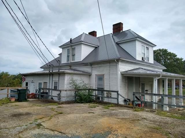 307 South Irish Street, Greeneville, TN 37743 (MLS #9914179) :: Highlands Realty, Inc.
