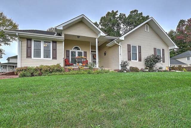 201 Reece Ct. N, Jonesborough, TN 37659 (MLS #9914209) :: Red Door Agency, LLC