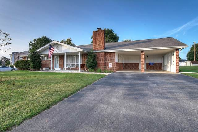 1015 Wood Eden Drive, Kingsport, TN 37660 (MLS #9914265) :: Red Door Agency, LLC