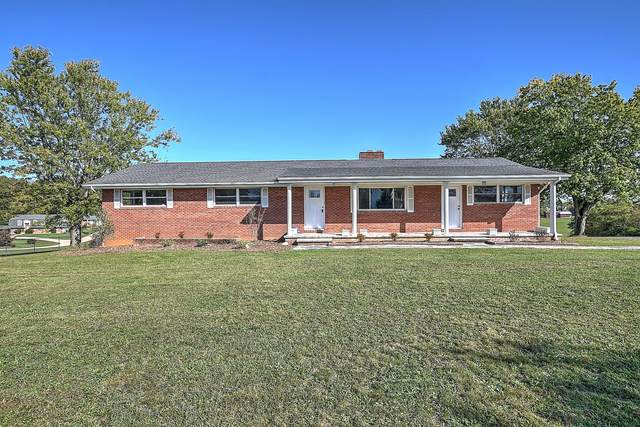 867 Old Shiloh Road, Greeneville, TN 37745 (MLS #9914353) :: Highlands Realty, Inc.