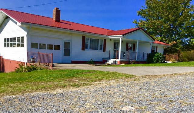 323 Hillside Farms, Clintwood, VA 24228 (MLS #9914433) :: Conservus Real Estate Group