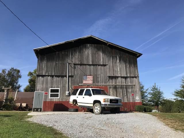 834 Horse Creek Park Road, Chuckey, TN 37641 (MLS #9914462) :: Highlands Realty, Inc.