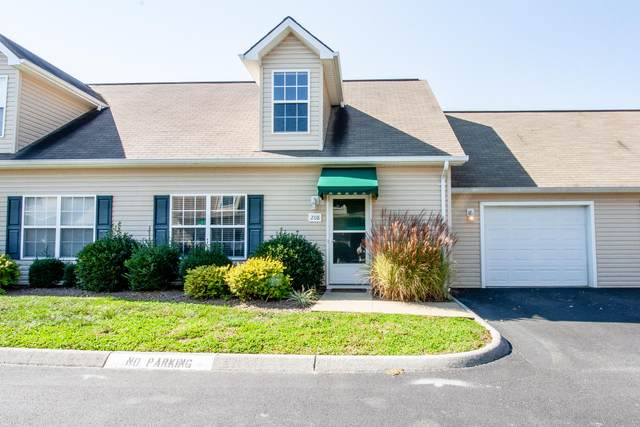 208 Stratford Court #208, Johnson City, TN 37615 (MLS #9914471) :: Highlands Realty, Inc.