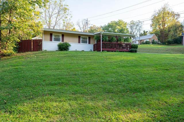 1209 Oak Street Extension, Johnson City, TN 37601 (MLS #9914500) :: Red Door Agency, LLC