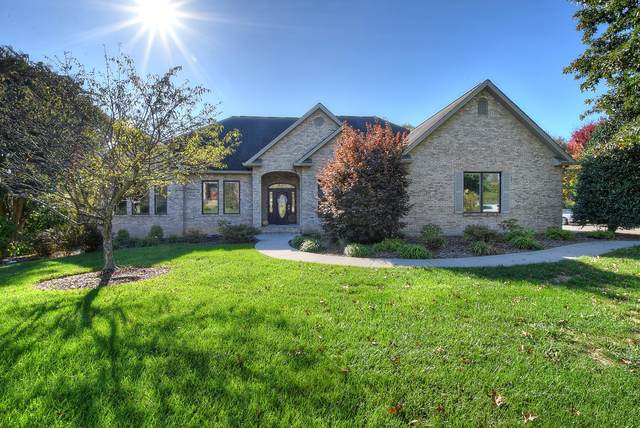 6 Red Maple Court, Jonesborough, TN 37659 (MLS #9914509) :: Highlands Realty, Inc.