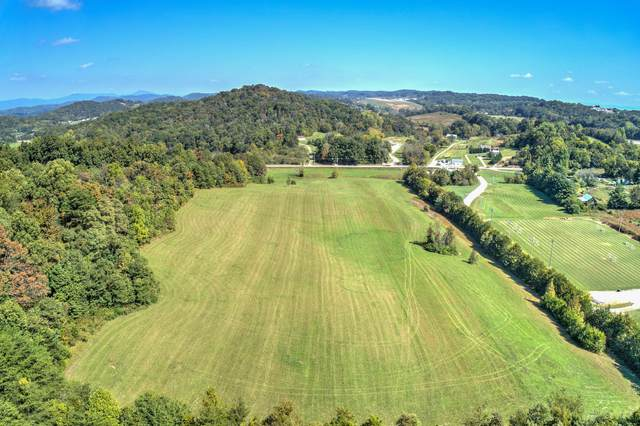 25.79 Ac Baileyton Road, Greeneville, TN 37745 (MLS #9914530) :: Bridge Pointe Real Estate