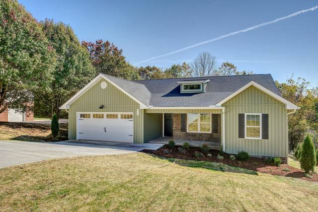 840 Ava Drive, Kingsport, TN 37664 (MLS #9914552) :: Bridge Pointe Real Estate