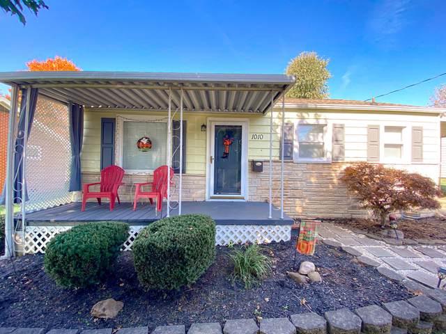 1010 Johnson Avenue, Johnson City, TN 37604 (MLS #9914583) :: Bridge Pointe Real Estate