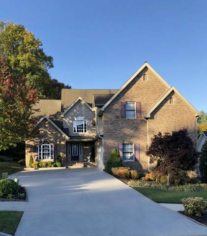 1087 Carriage Hills Place, Johnson City, TN 37604 (MLS #9914611) :: Tim Stout Group Tri-Cities